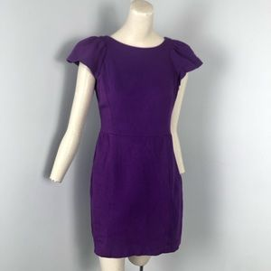 Milly of New York Dress Purple Size Small USA